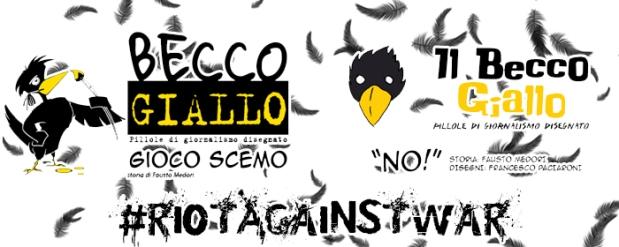 Riot Against War