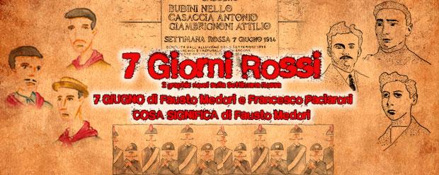 7 Giorni Rossi