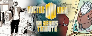 Doctor Who 50 Years Tribute